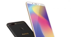 ZTE представила долгоиграющий безрамочный смартфон Nubia N3