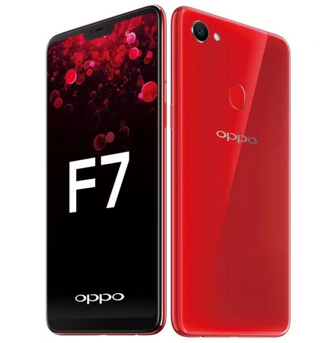 Безрамочный смартфон Oppo F7 получил селфи-камеру на 25 Мп