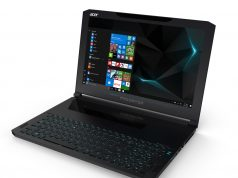 Рассекречен игровой ноутбук Acer Predator Helios 500 с процессором Intel Core i9