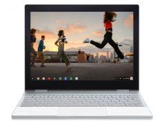 Google готовит хромбук Atlas с 4K-дисплеем
