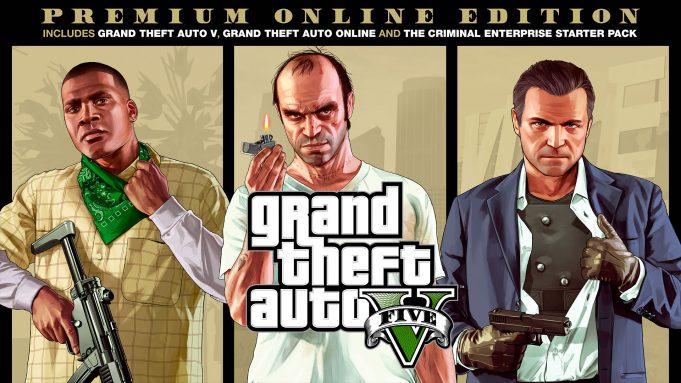Rockstar запустила премиум-издание GTA V со всеми обновлениями и дополнениями