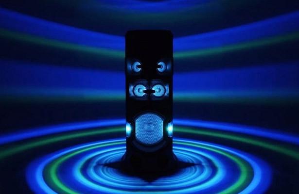 Sony запустила в России акустику для тусовок дома и на открытом воздухе