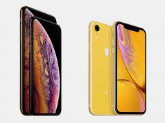 iPhone XS и XR