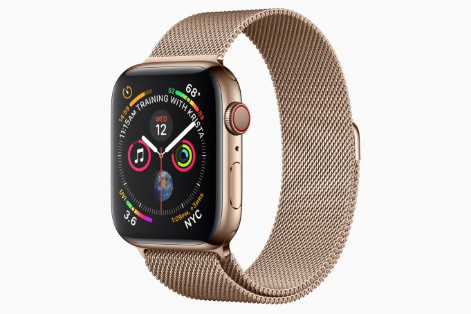 Открылся предзаказ на Apple Watch Series 4