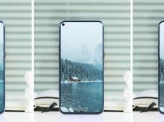 Samsung встроит исчезающие селфи-камеры прямо под дисплей смартфона