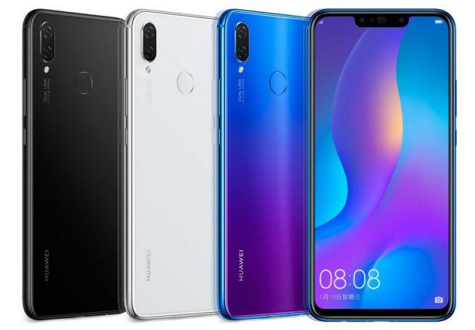 Раскрыт дизайн смартфона Huawei Nova 4 с флагманским процессором