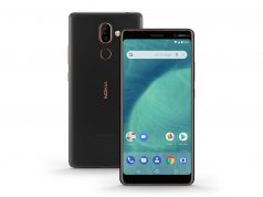 Смартфон Nokia 7 обновлен до Android 9.0 Pie