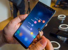 Samsung показала прототип смартфона с поддержкой 5G