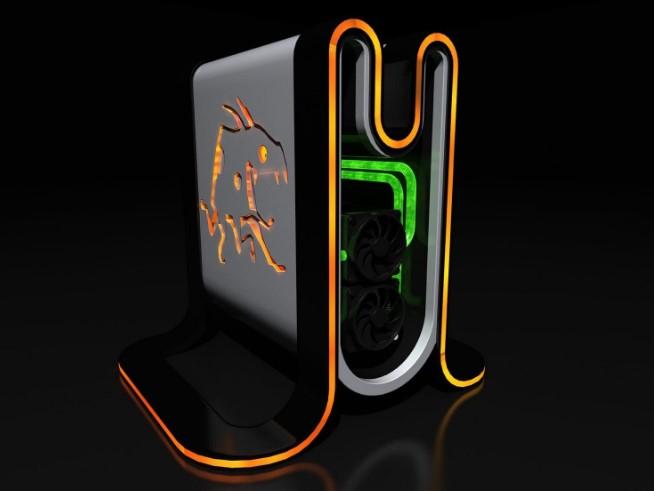 Выпущена игровая приставка Mad Box, которая намного мощнее и лучше Sony PlayStation 5