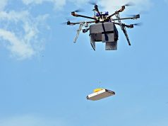 Владелец Google запустил сервис доставки дронами