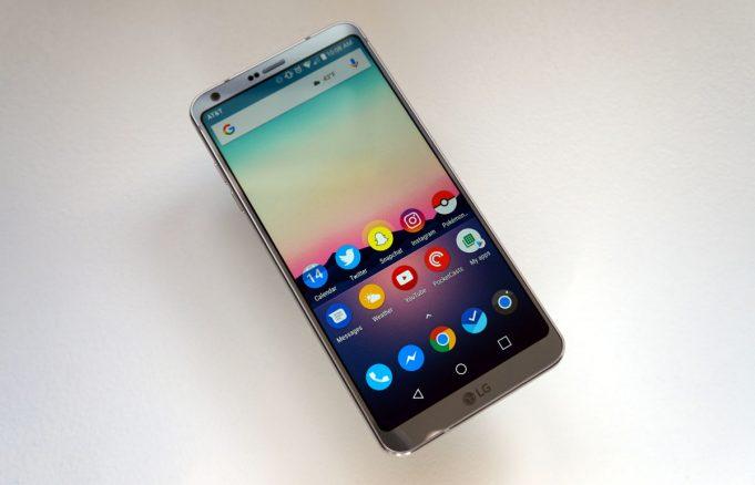 LG G6+ с беспроводной зарядкой выходит в продажу