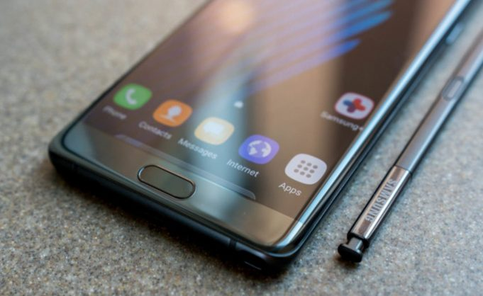Samsung Galaxy Note 8 выйдет с двумя опциями памяти