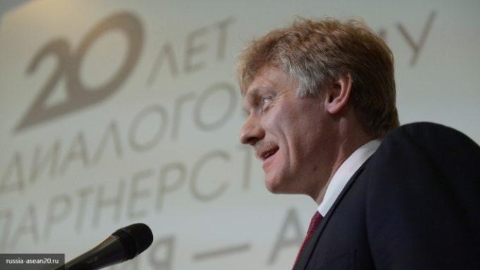 Песков признал невозможность перехода госорганов на российский аналог Windows