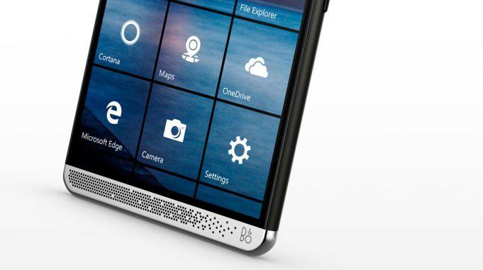 HP и Microsoft работают над новым потребительским смартфоном на базе Windows 10 Mobile