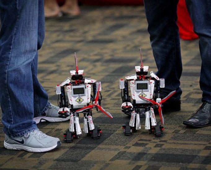 На Всемирной олимпиаде роботов сборная России выиграла четыре медали