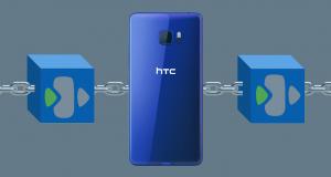 Первый блокчейн-смартфон HTC представлен официально