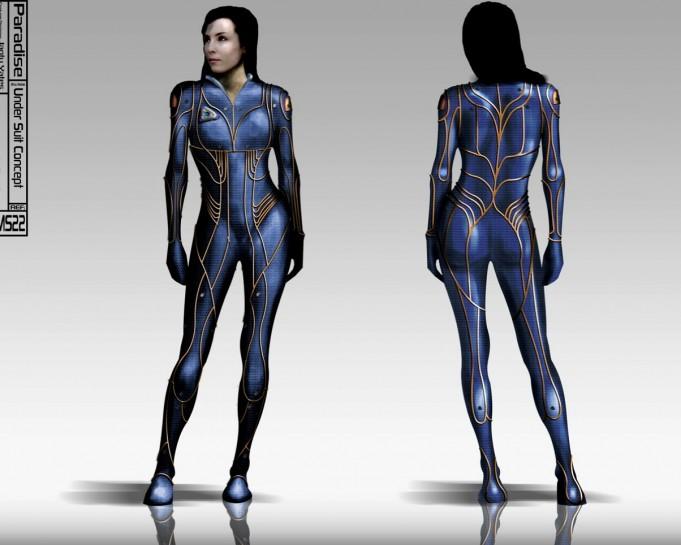 Экзоскелеты будущего будут плотно прилегающими костюмами
