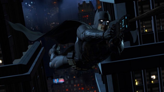 Игра Batman: The Telltale Series