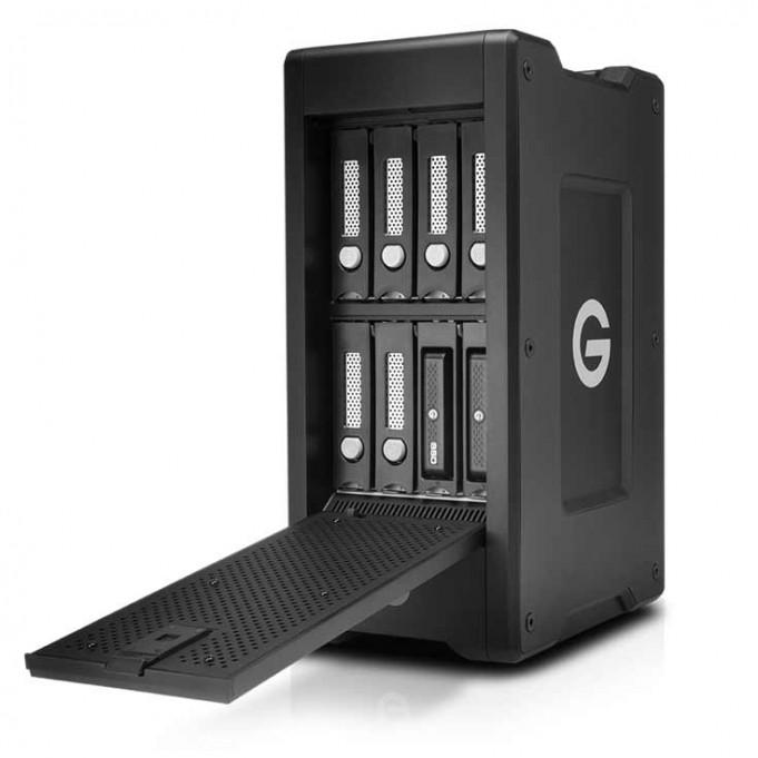 Во внешних хранилищах G-Technology теперь используются HDD объемом до 10 ТБ