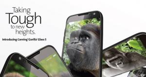 Представлено защитное стекло Gorilla Glass 5