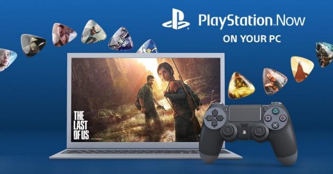 Sony открыла стримингововые игры PlayStation Now для Windows в Европе