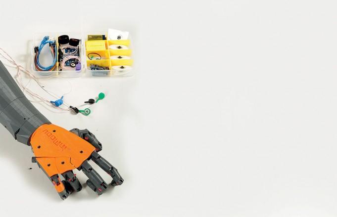 Первый в мире детский конструктор для создания нейроинтерфейсов
