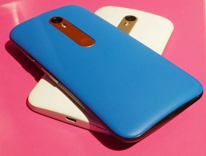 Смартфону Moto M (XT1663) приписывают наличие дактилоскопического датчика на тыльной стороне корпуса
