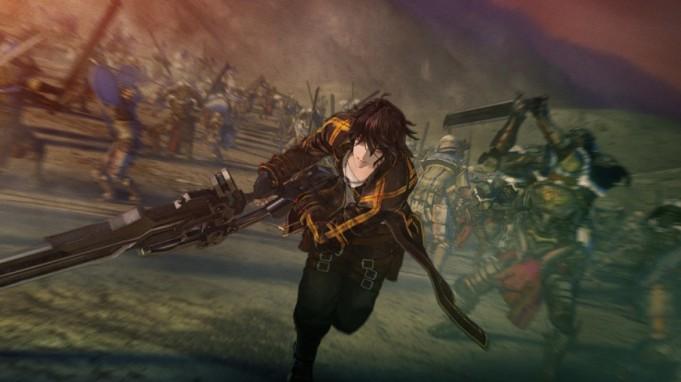 Sega показала новый трейлер Valkyria: Azure Revolution