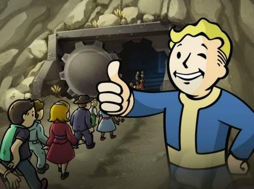 Симулятор убежища Fallout Shelter для ПК стал доступен в России