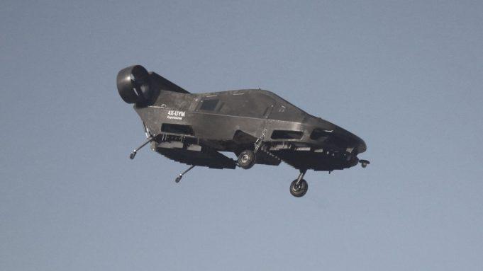 «Баклан»: первое летающее роботакси-скорая помощь
