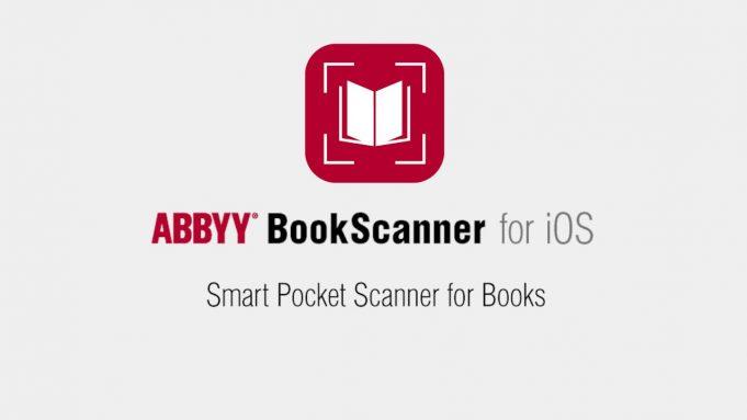 ABBYY BookScanner для iOS поможет оцифровать книги