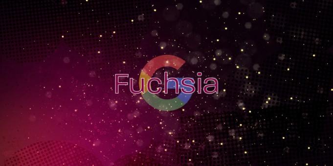 Google рассекретила открытую операционную систему Fuchsia