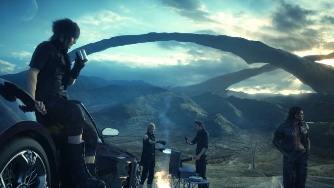 Final Fantasy XV отложена до 29 ноября