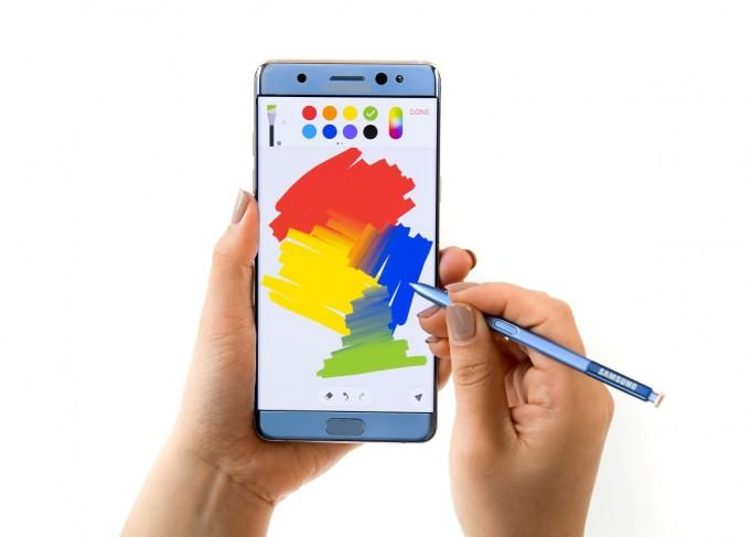 Стилус следующего Samsung Galaxy Note может служить громкоговорителем