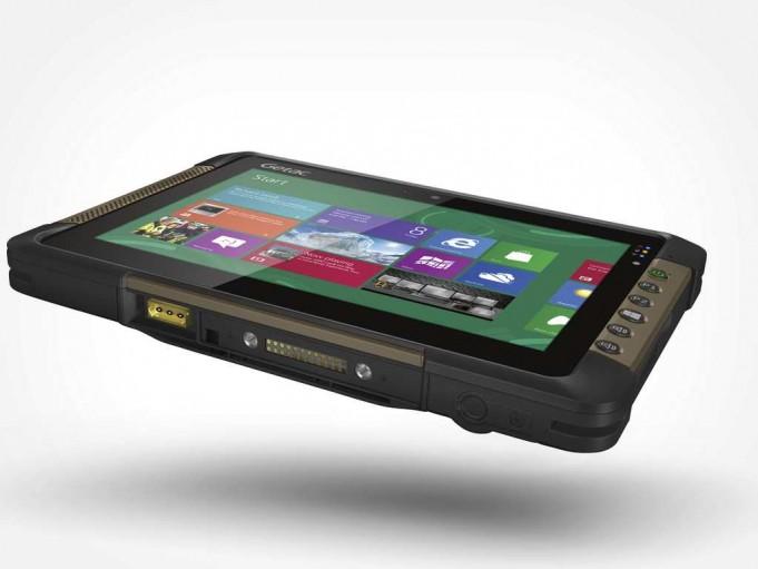 Обновлен восьмидюймовый планшет в усиленном исполнении Getac T800