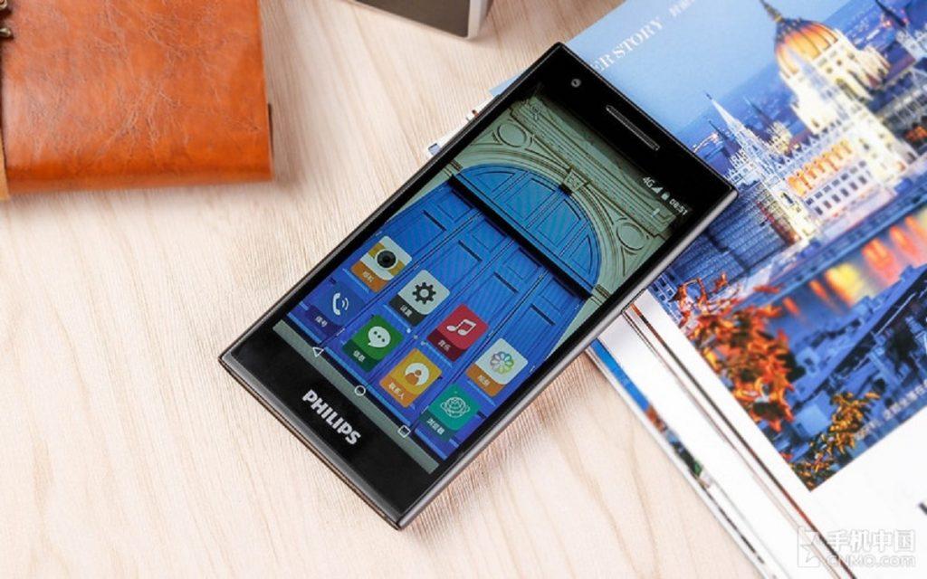 Какой смартфон лучше Philips или Sony