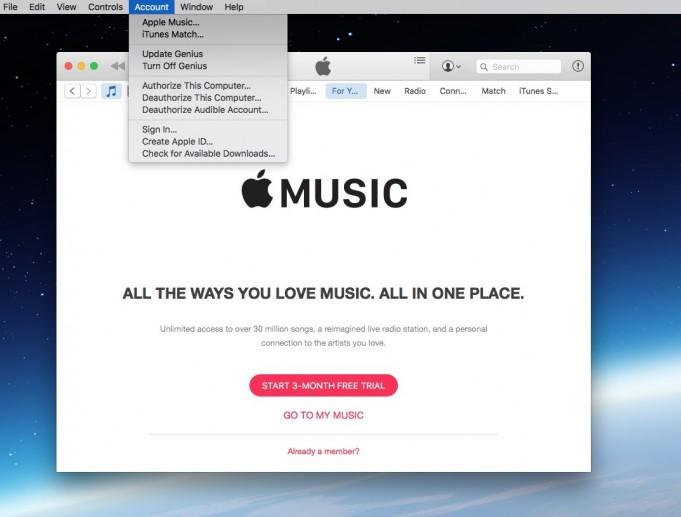 Apple запускает iTunes Match со звуковыми