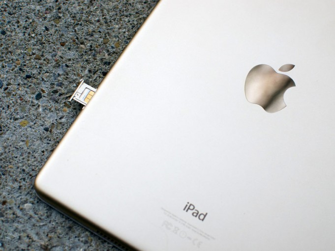 Появилось фото планшета Apple iPad Pro второго поколения