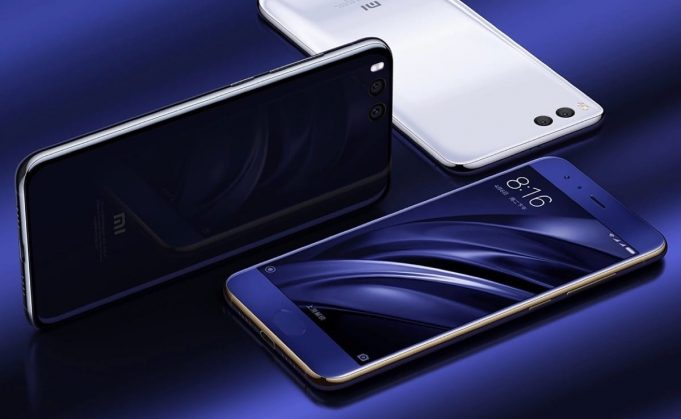 Стартовали продажи Xiaomi Mi 6 в России