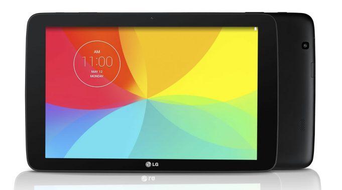 LG анонсировала новый планшет G Pad IV 8.0 FHD