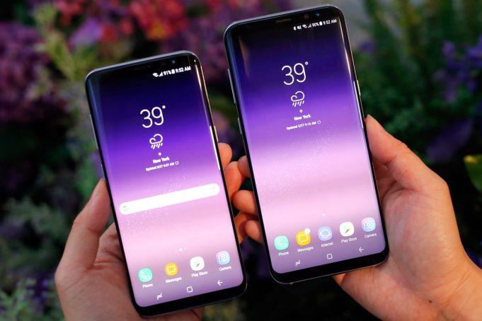 Экран смартфона Samsung Galaxy S8 mini получит диагональ 5,3 дюйма