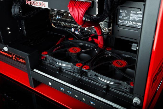 У 3D-карты AMD Radeon RX 560D будет 896 потоковых процессоров