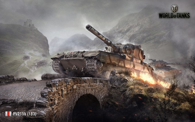 Планшет для World of tanks 2015