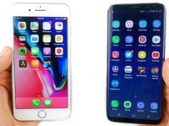 Российские эксперты считают iPhone 8 Plus хуже, чем Samsung Galaxy S8