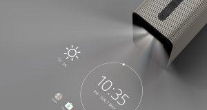 Смарт-проектор Sony Xperia Touch обновился до Android 7.1.1 Nougat