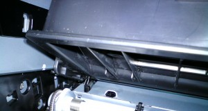 Принтер не печатает черным цветом