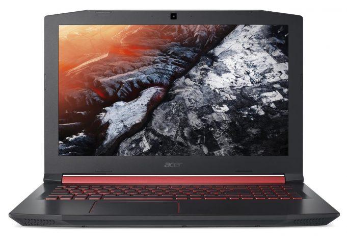 У Acer появился новый игровой ноутбук Nitro 5