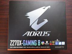 Опубликованы изображения материнских плат Gigabyte Aorus X299 Gaming 3, Gaming 7 и Gaming 9