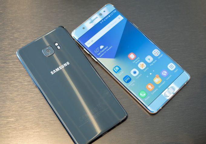 Восстановленный Samsung Galaxy Note 7 выйдет в конце мая