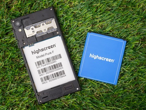 Вся правда о Highscreen Pure F. Купить, нельзя отказаться?